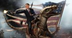 obama on a raptor