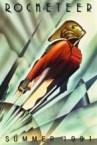 rocketeer movie poster – summer 1991