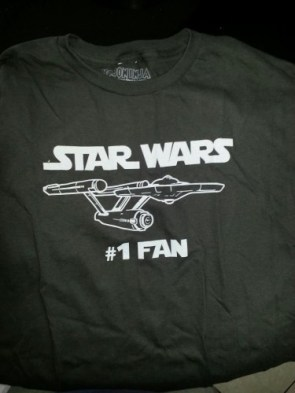 star wars number 1 fan