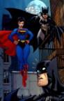 superwoman and batwoman meet batman