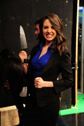 Alison Brie on Attack of the Show 2011