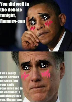 Romney-san