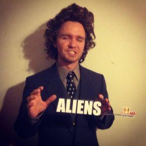 aliens costume