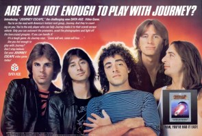 are you hot enough to play with journey