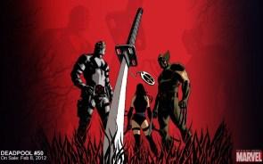 deadpool 50 – what a sword