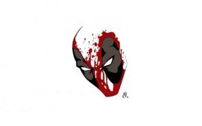 deadpool – bloody head