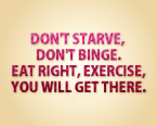 dont starve and dont binge