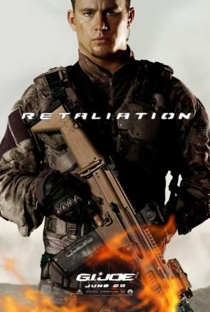 gi joe – retaliation movie poser