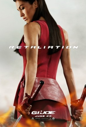 gi joe – retaliation – sexy ninja