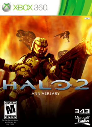 halo 2 anniversary cover by iprotiige