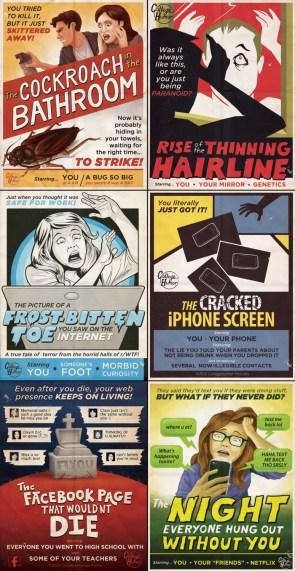 humorous posters