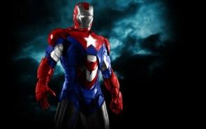 iron man – iron patriot