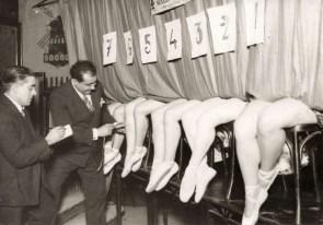 leg competition