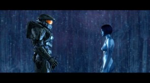 master chief meets cortana in the afterlife