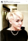 mileey cyrus haircut by helen keller