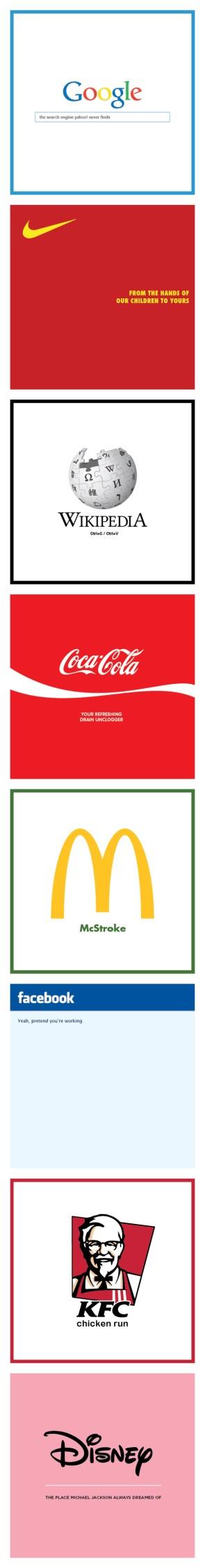realistic slogans