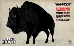red dead redemption – american buffalo