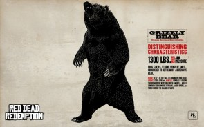 red dead redemption – grizzly bear
