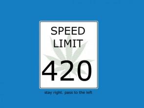 speed limit – 420