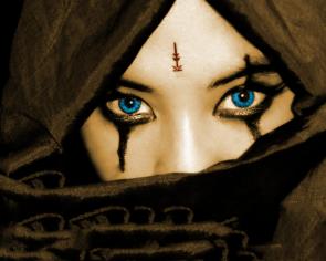 stark eyes