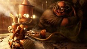 steampunk pinnochio