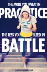 the more you sweat in practice – the less you bleed in battle