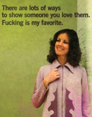 there are lots of ways to show someone you love them