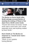 tim burton vs kevin smith