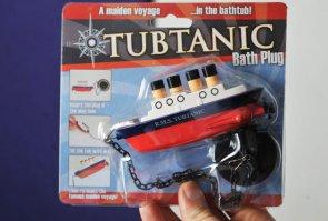 tubtanic bath plug