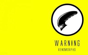 warning – xenomorphs