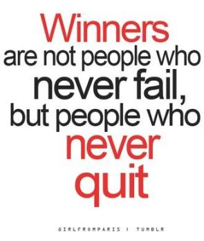 winners are not people