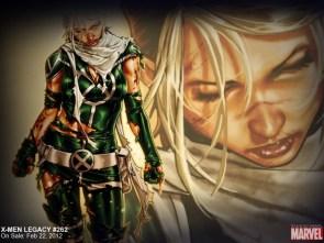 x-men legacy 262 – battle worn rogue