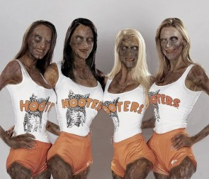 zombie hooters