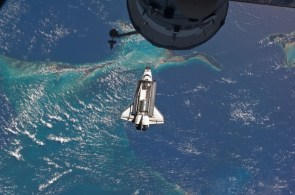 atlantis approach nasa