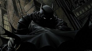 batman in shadows