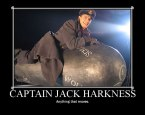 captain jack harkness – anything that moves
