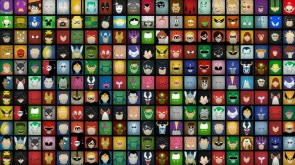 comic book faces