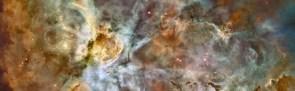 cosmic gas