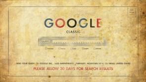 googgle classic