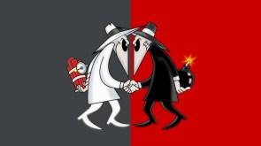 spy vs spy wallpaper