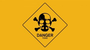 Danger – Toxic – Breaking Bad Wallpaper