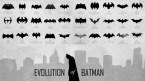 Evolution of Batmans