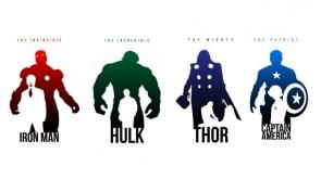 I love the avengers