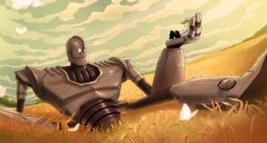 Iron Giant – field