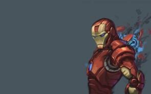 Iron man – exploding back