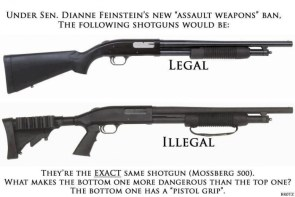 Legal Vs Illegal shotguns