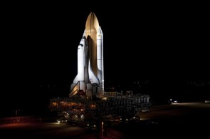 Rollout – Space Shuttle Atlantis STS 135 Florida