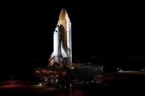 Rollout – Space Shuttle Atlantis STS 135 Florida