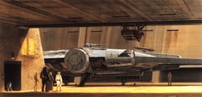 Star Wars Concept Wallpaper