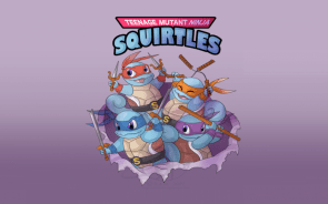 Teeenage Mutant ninja Squirtles